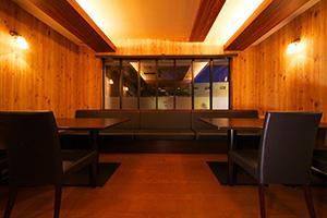 テーブル 2(8席)画像