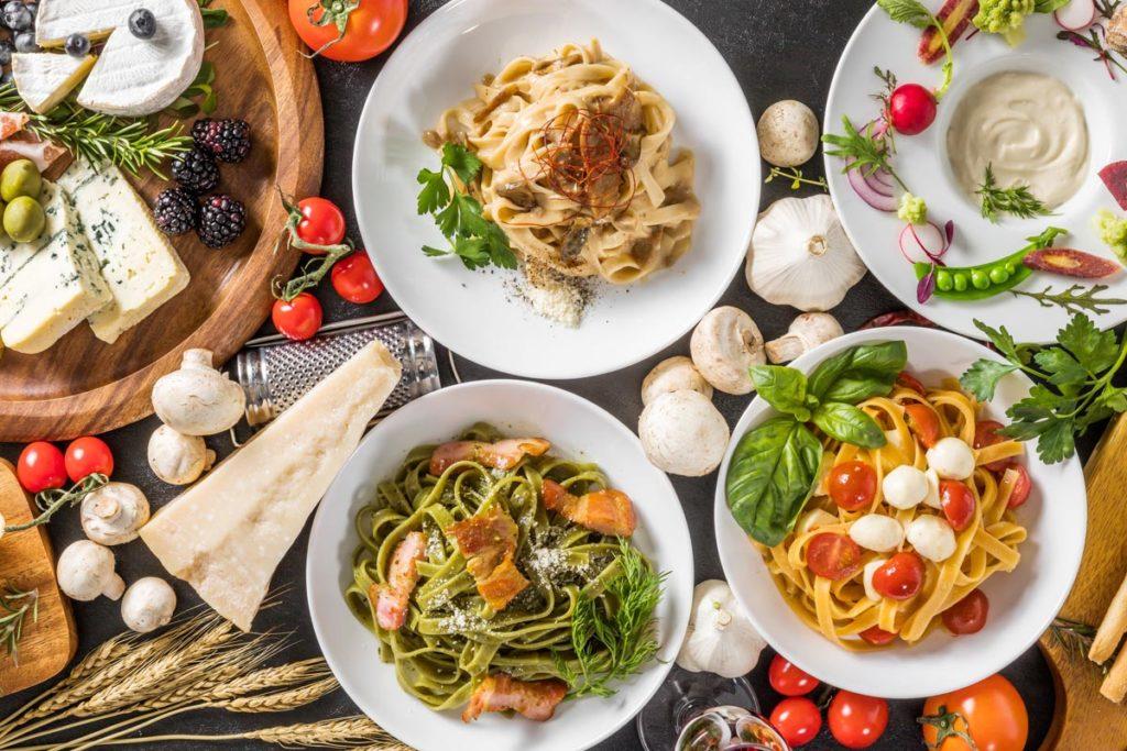 イタリア料理の食材基礎知識